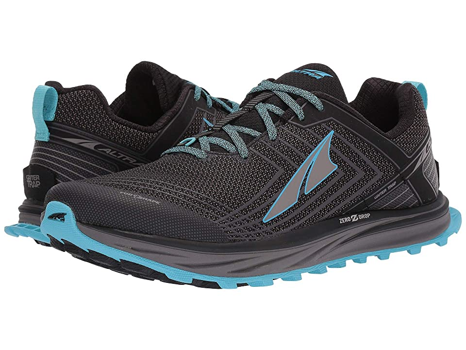 Image of Altra Footwear Timp 1.5 (Gray/Blue) Men's Running Shoes