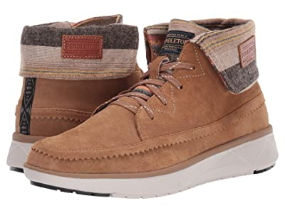Pendleton Rocky Flats (Toasted Coconut Suede) Women