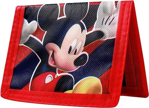 Disney Micky Maus Clubhouse Kinder Faltportemonnaie