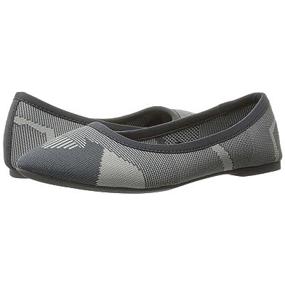 SKECHERS Cleo Wham (Charcoal/Grey) Women