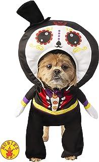 Rubie's Day of The Dead Man Pet Costume, Medium