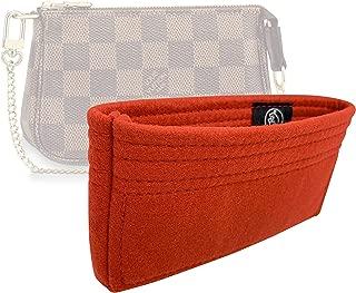 Zoomoni LV Mini Pochette Accessoires (New Model) Purse Insert Organizer - Premium Felt (Handmade/20 Colors)