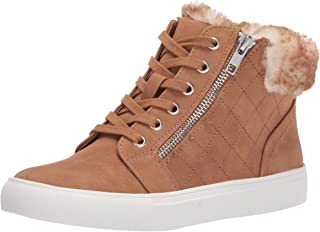 Report womens Armond Sneaker, Tan, 6 US