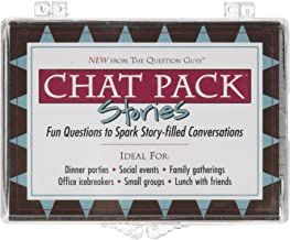 Chat Pack Stories: Fun Questions to Spark Story-filled Conversations