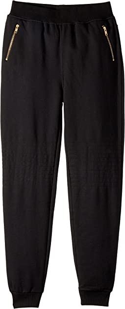 True Religion Kids - Moto Sweatpants (Big Kids)