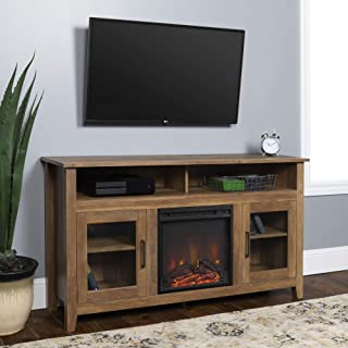 WE Furniture Fireplace Stand, 58