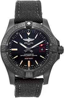 Breitling Avenger Mechanical (Automatic) Black Dial Mens Watch V1731110/BD74 (Certified Pre-Owned)