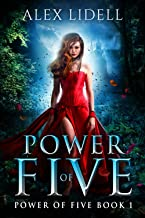 the power of five alex lidell