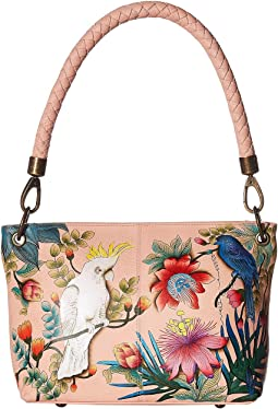Anuschka Handbags 634 Medium Shoulder Bag