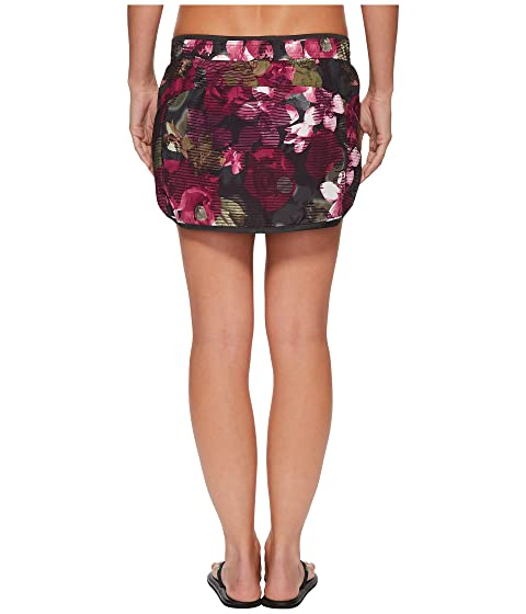 Face Grape Print Skort The Core North Botanical Leaf Reflex ZxqP5