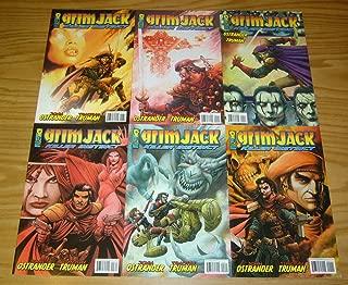 Grimjack: Killer Instinct #1-6 VF/NM complete series ; IDW