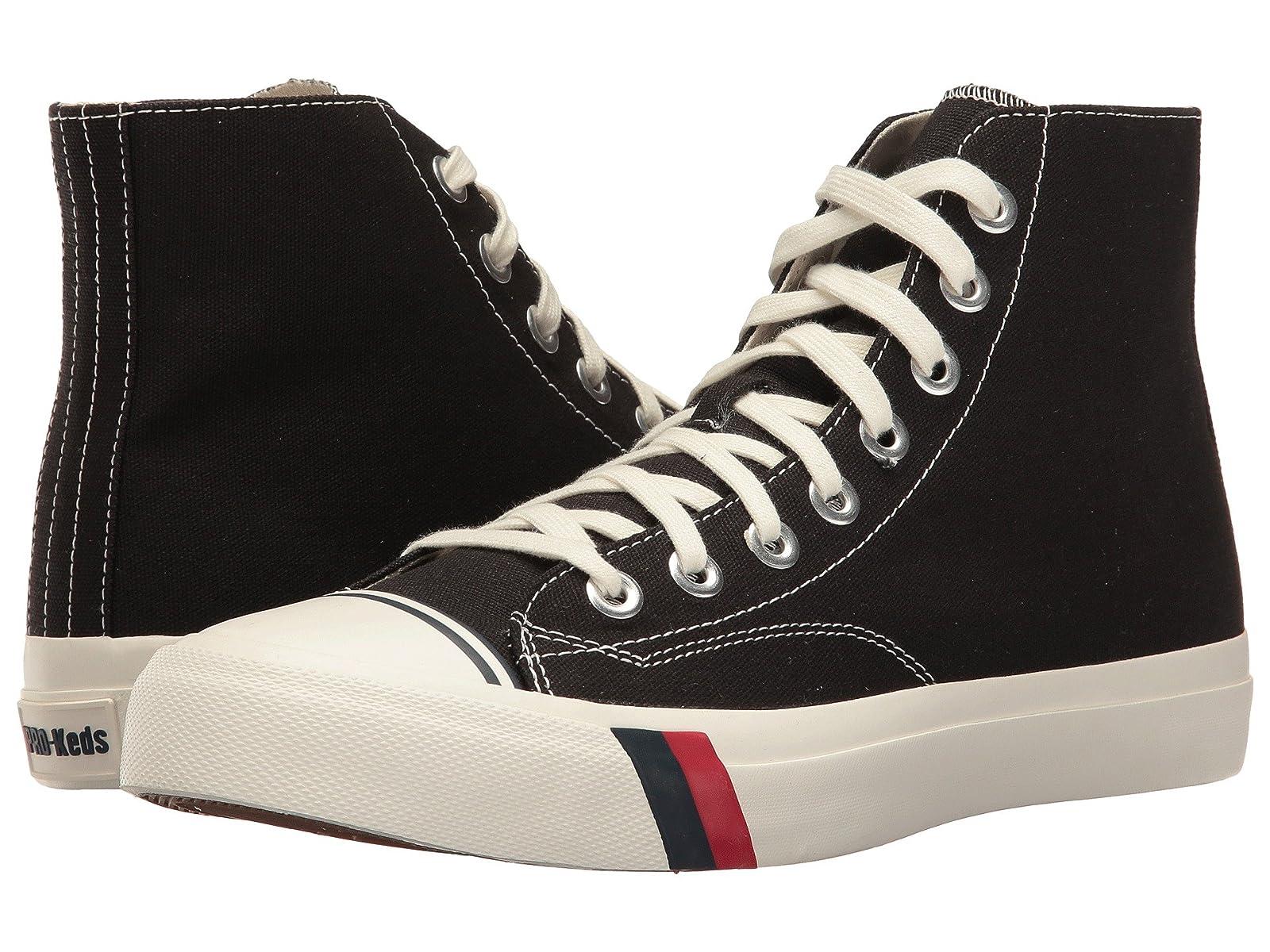 Keds Pro-Keds Royal Hi Classic CanvasAtmospheric grades have affordable shoes