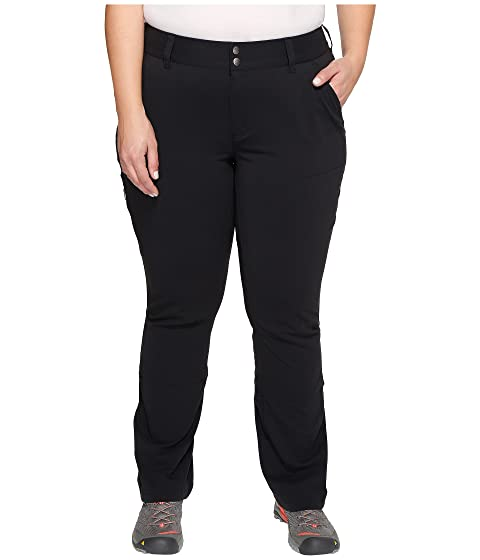 5c10f0cd3c0 Columbia Plus Size Saturday Trail Pants at Zappos.com