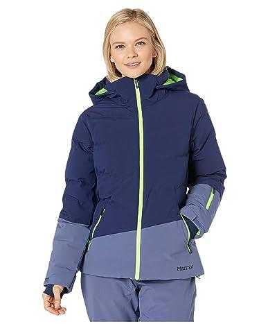 Marmot Slingshot Jacket (Arctic Navy/Storm) Women