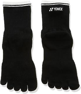 (ヨネックス) YONEX テニスウェア ベリークールハーフソックス(立体5本指) 29125 [レディース] 29125