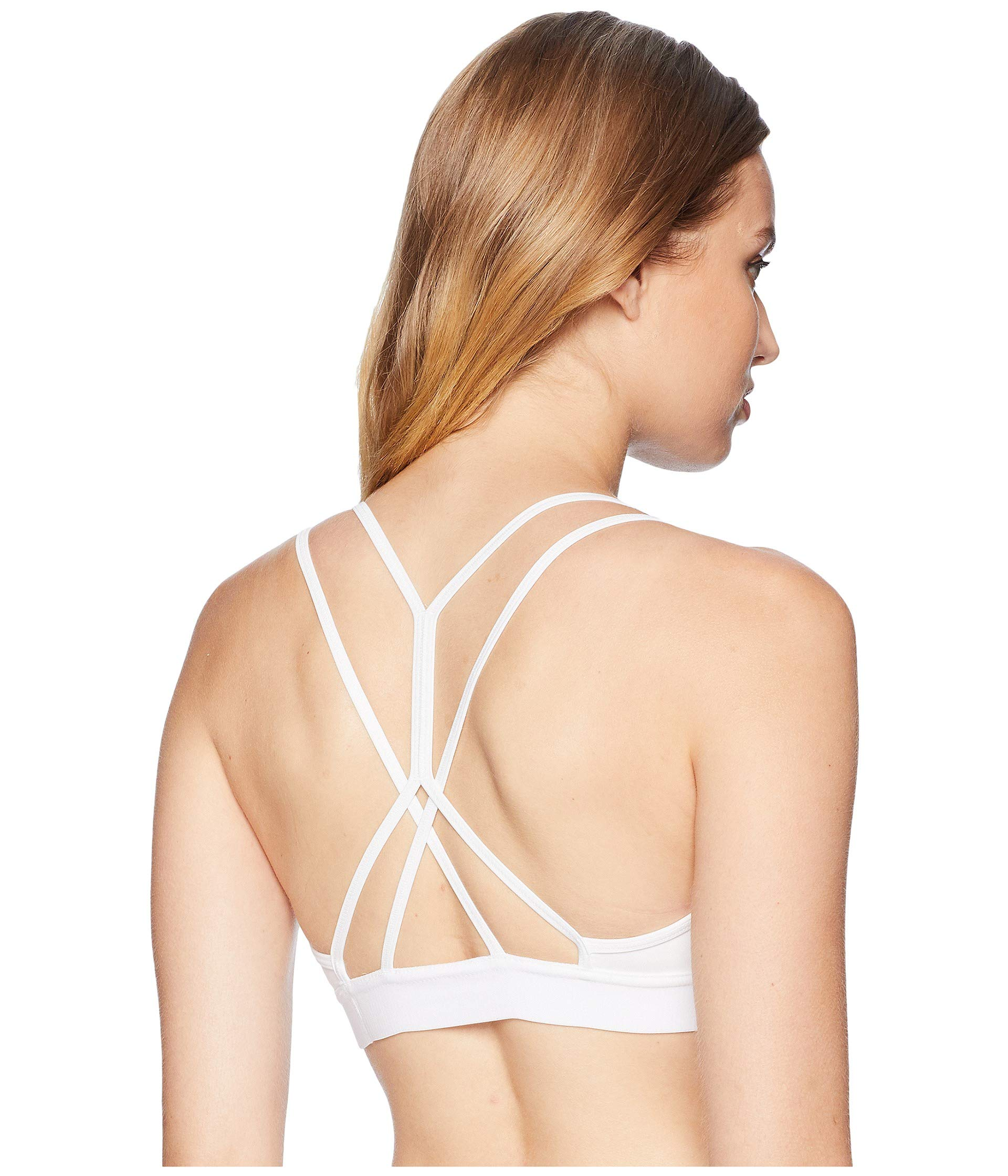 Strappy Me White All Bra Adidas CERq5q