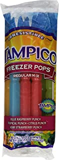 Tampico Freezer Pops, 8 Count (Pack of 24)