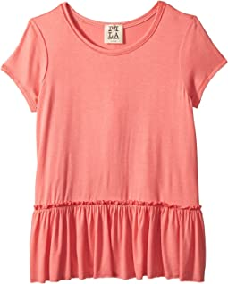 People's Project LA Kids Meena Knit Blouse (Big Kids)