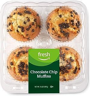 Fresh Brand – Chocolate Chip Muffins, 14 oz (4 ct)