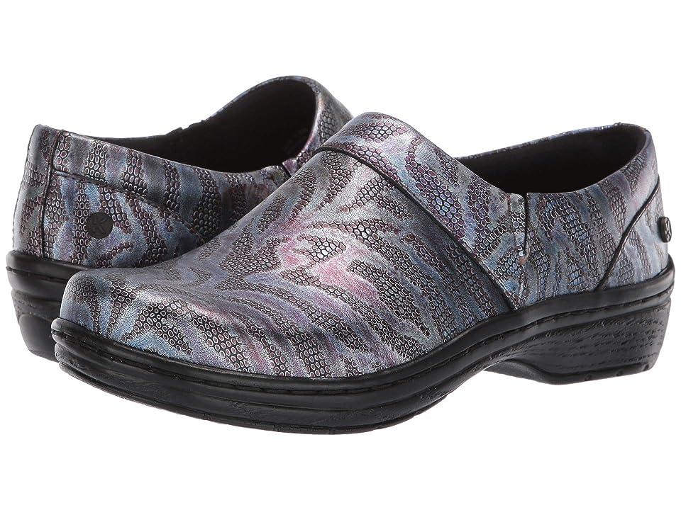 Klogs Footwear Mission (Multi Zebra) Women