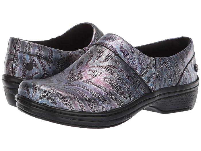 Klogs Footwear  Mission (Multi Zebra) Womens Clog Shoes