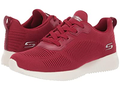 BOBS from SKECHERS Bobs Squad Tough Talk (Red) Women