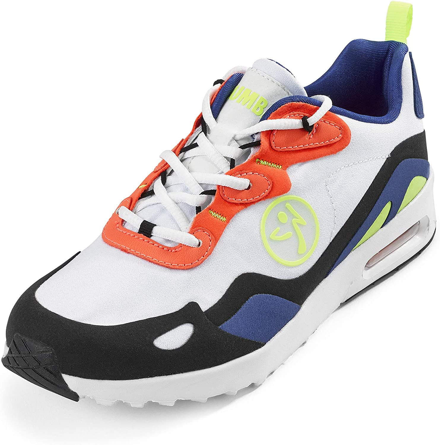Zumba Air Classic Comfy Gym Shoes Athletic Dance Fitness Workout Shoes for Women