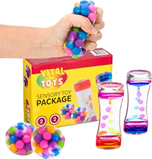 VITAL TOYS Sensory Toy Package-Ideal Gifts for Children with Autism-Sensory Toys for..