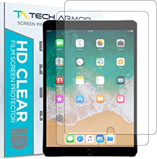 Tech Armor High Definition HD Clear Film Screen Protector Designed for Apple iPad Air 3..