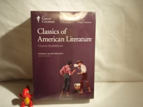 Classics of American Literature - The Teaching Company Great Courses DVD Set