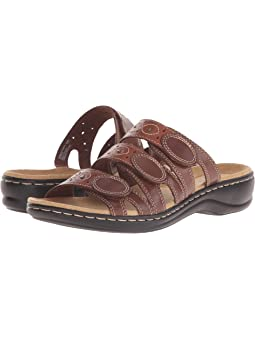 Clarks wide width sandals + FREE