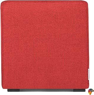 Amazon.es: puff rojo - Arketicom