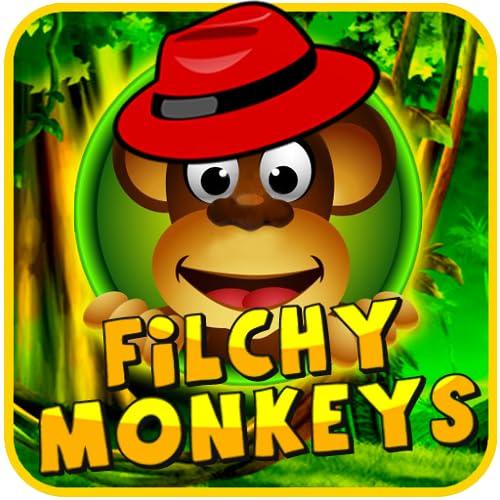 Filchy Monkeys Ein Spaß-Affe Spiel
