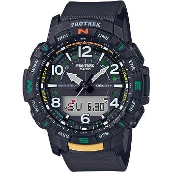 [カシオ] 腕時計 プロトレック クライマーライン スマートフォンリンク PRT-B50-1JF メンズ