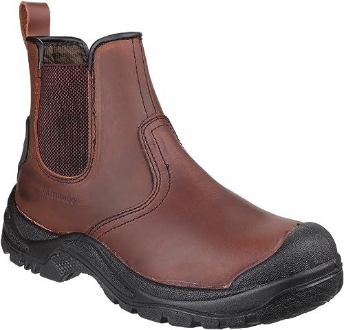 Amblers Safety Hombre AS200 Skiddaw botas De Seguridad Impermeable Tope De Acero