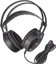 AKG K 511 Hi-Fi Stereo Over-Ear Headphone with 1/4-Inch (6.3MM) Jack Adapter