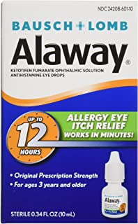 Best equate itchy eye drops Reviews