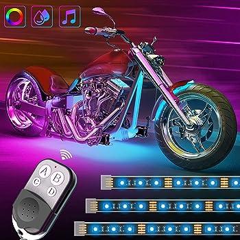 Govee RGB Motorcycle LED Lights Kits