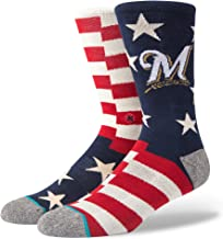Stance M558B18BRE Men's Brigade Brewers Sock