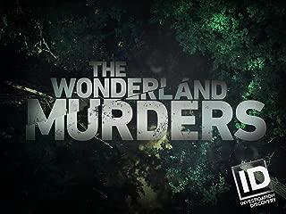 the wonderland murders id