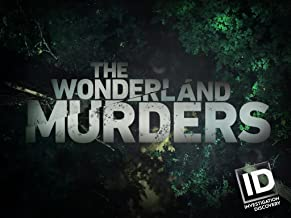 The Wonderland Murders Season 1