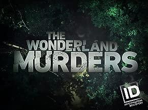 Best the wonderland murders Reviews