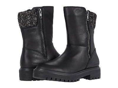Cougar Neptune Waterproof (Black Leather) Women