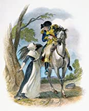 Lydia Darragh (1729-1789) Nirish-American Spy Darragh Giving News Of British Troop Movements To Colonel Thomas Craig One Of General George WashingtonS Aides Near Philadelphia 3 December 1777 Engraving