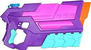 JOYIN Spritz Pink Aqua Phaser High Capacity Purple Water Gun Super Water Soaker Blaster Squirt Toy Swimming Pool Beach Sand Water Fighting Toy