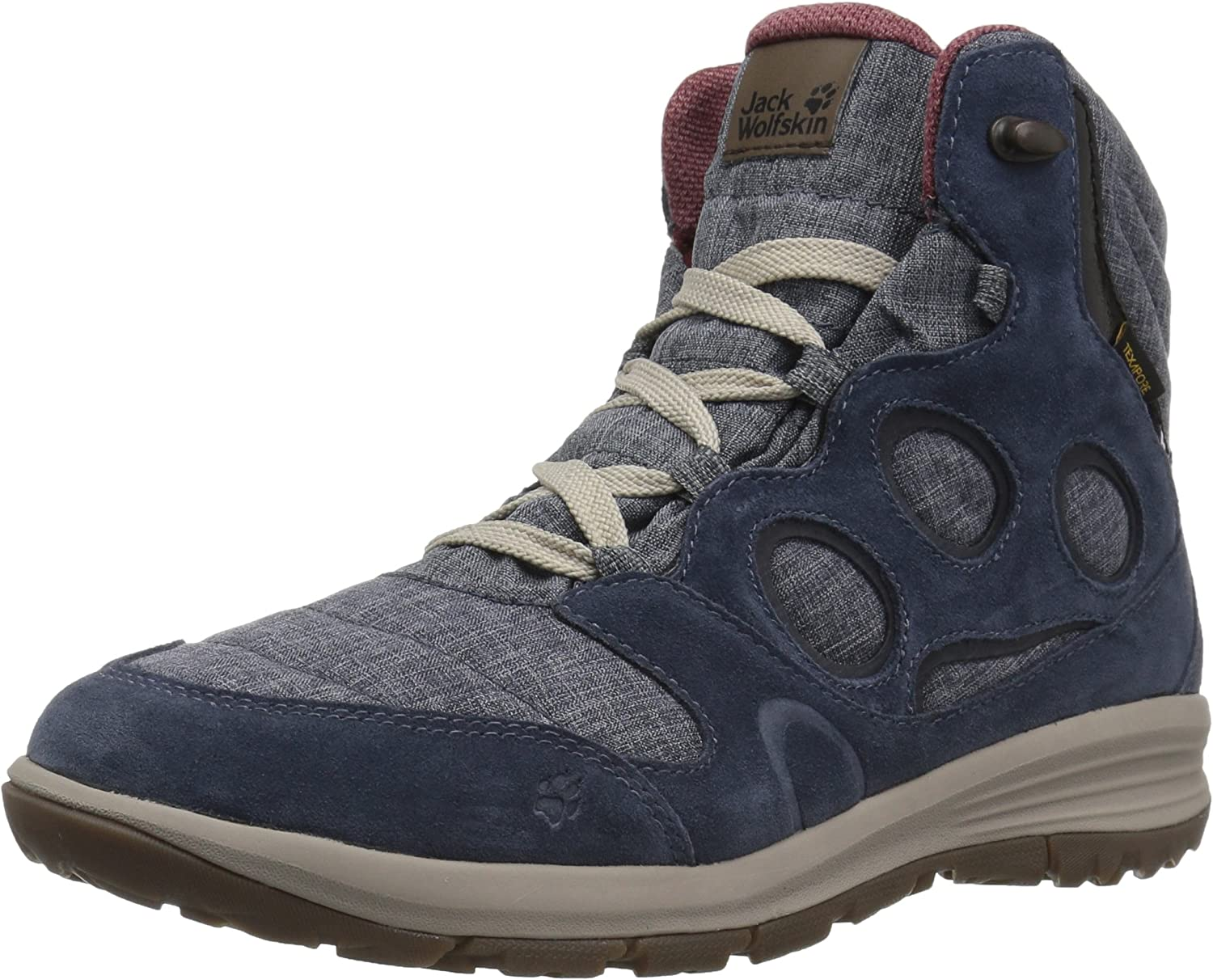 Jack Wolfskin Womens Vancouver Texapore MID W Fashion Boot