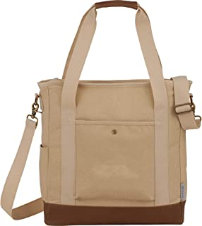 AJK Gifts Field & Co. 16 oz. Cotton Canvas Commuter Tote / 1 Piece/Blank/No Logo / #WBHHG-QCRPW