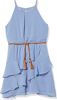 ايمي بير فستان مكشكش من الأمام