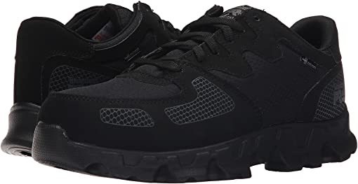 Black Synthetic/Ripstop Nylon