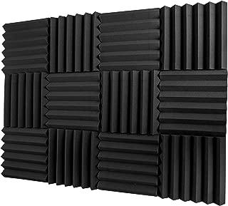 12 Pack Acoustic Foam Panels 2